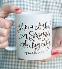 christian gifts coffee mug proverbs 31 bible verse gift for christian