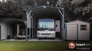 Regular Style Carport 14 U0027 X 36 U0027 X 12 U0027 Shop Metal Carports Online