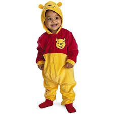amazon com winnie the pooh infant costume size 12 18 months