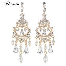 Chandelier Gold Earrings Online Get Cheap Gold Chandelier Earrings Aliexpress Com