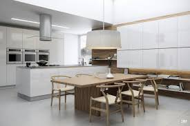 table cuisine originale table de cuisine originale cuisine ilot central avec table intgre