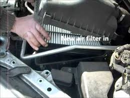 2011 toyota rav4 filter toyota rav4 air filter change