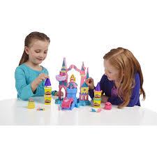 play doh mix u0027n match magical designs palace set disney princess