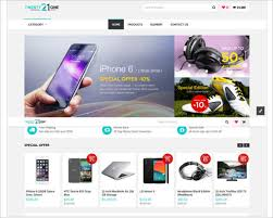 php ecommerce website templates free u0026 premium creative template