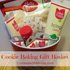 cing gift basket cookie baking gift basket idea poor execution diy