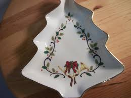 mikasa china porcelain fk001 elegance tree dish