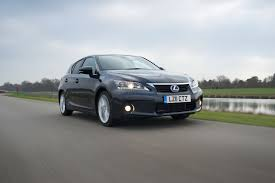 lexus ct sedan new lexus ct 200h hybrid hatch goes on sale in the uk priced from