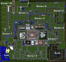 Minecraft City Maps City Minecraft Dynasties