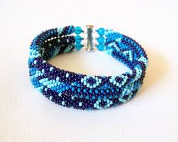 bead crochet rope bracelet images 143 best bead crochet rope images bead crochet jpg
