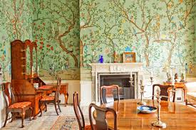 Queen Anne Interior Design by Modern Chinoiserie In Interior Design