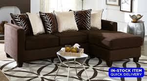 chocolate sectional sofa living rooms anello chocolate sectional