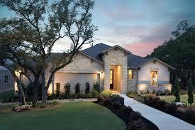 Brookfield Homes Floor Plans by New Homes At Water Oak In Georgetown Texas Brookfield Residential