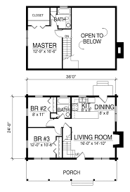 Cabin Floor Plan by Log Home And Log Cabin Floor Plan Details From Hochstetler Log Homes