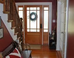 exterior access door