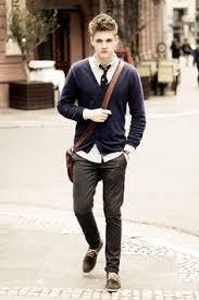 modern preppy style for men 3 tipos de hombres según el suéter que lleva 3 sons and as