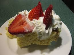 my on a plate tres leches cake