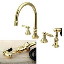 kohler brass kitchen faucets polished brass single handle kitchen faucets kohler buy cheap