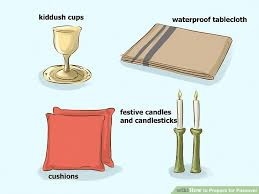 passover 4 cups how to prepare for passover with pictures wikihow