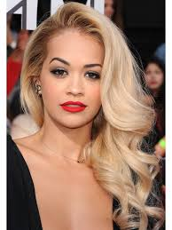 front view of side swept hairstyles 11 prettiest side swept hairstyles for prom barrel curls round
