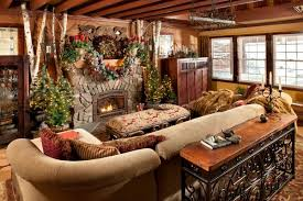 log cabin decor ideas u2013 log house home decorations and accessories