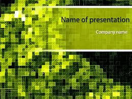 integrated circuit powerpoint template for impressive presentation