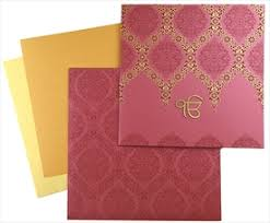 sikh wedding cards sikh wedding cards sikh wedding invitations punjabi wedding cards