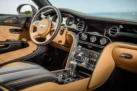 bentley interior black bentley flying spur pictures images page 6