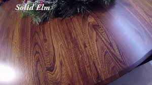 Laminate Flooring Preston Preston Trading Post Solid Wood Tables Youtube