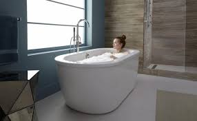 shower contemporary bathtubs freestanding stunning free standing