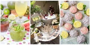 14 garden tea decorations ideas