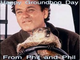 Bill Murray Groundhog Day Meme - 13 best ground hog day images on pinterest ground hog groundhog