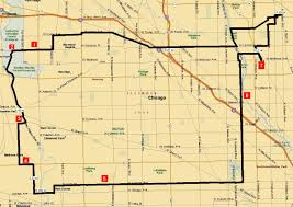 Bike Map Chicago by Chicago Bike
