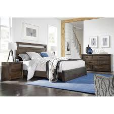 parkside 4 piece cal king bedroom set