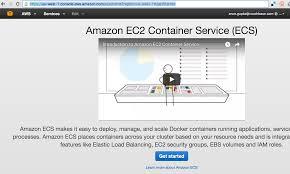 Docker Port Mapping Couchbase Docker Container On Amazon Ecs Dzone Cloud