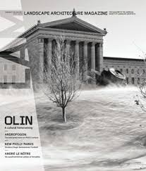 kudos for board member laurie olin foundation for landscape studies