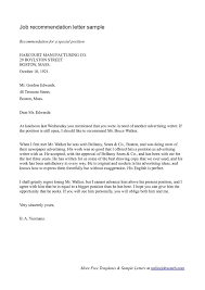 Reference Letter work reference letter related for professional recommendation