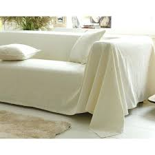boutis canapé jete de canape blanc boutis plaid ou jetac de canapac piquac de