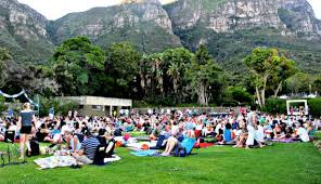 Botanical Gardens Open Air Cinema Our Of The Best Events This November