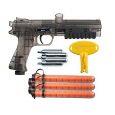 jt extreme rage 2 pump paintball marker kit