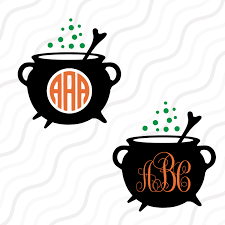 witch silhouette png witches brew witch svg cauldron svg halloween svg cut table