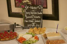 Baby Shower Brunch Ideas - menu for a baby shower lunch tags baby shower lunch menu party