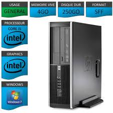 pc bureau i5 hp 8300 ordinateur de bureau reconditionné intel i5