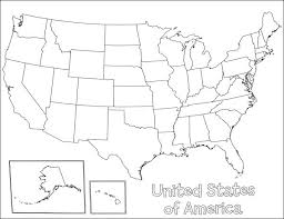 united states map black and white u s a map poster 033918 details rainbow resource center inc