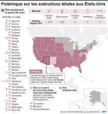 chambre gaz tats unis peine de mort aux états unis la polémique relancée