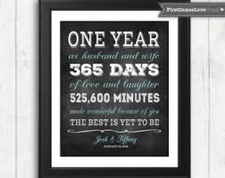 1st anniversary gifts for 1st anniversary gift anniversary gift for husband or