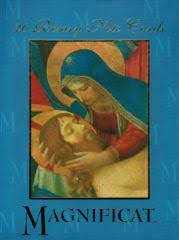magnificat rosary note cards confraternity of the most holy rosary