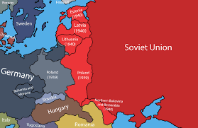 Map Of Eastern European Countries Making The Map Of Eastern Europe In 1939 1940 Youtube