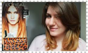 Preference Wild Ombre On Short Hair   l oreal ombre turorial review for short mid hair youtube