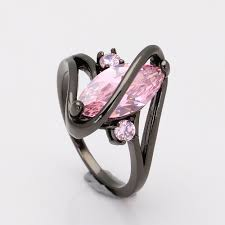 pink and black engagement rings free diamond rings pink and black diamond ring pink and black