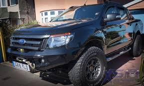 in review ford ranger wildtrak 3 2 tdci ford ranger wildtrak in full raptor guise just awesome